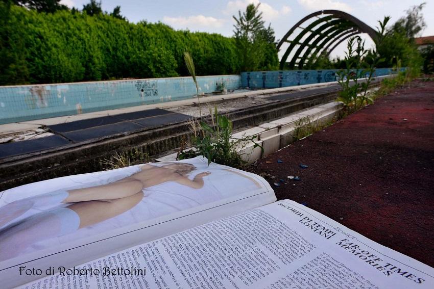 Il transatlantico di seveso la storia delle piscine di - Piscina lentate sul seveso ...