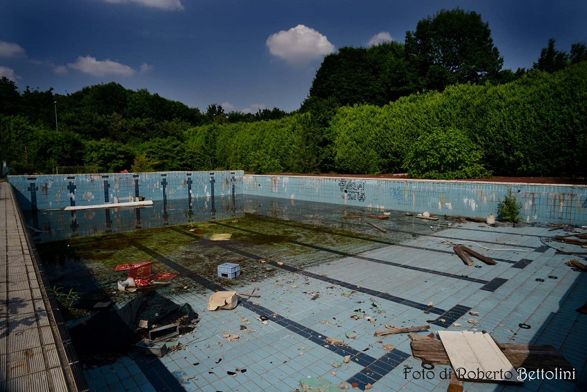 Piscine via Ortles Seveso