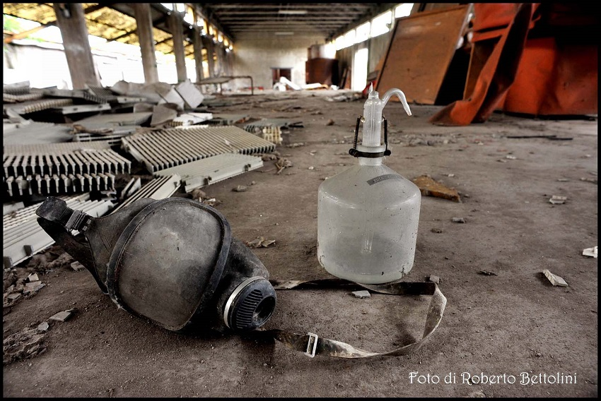 Raffineria Lacchiarella Ex Omar