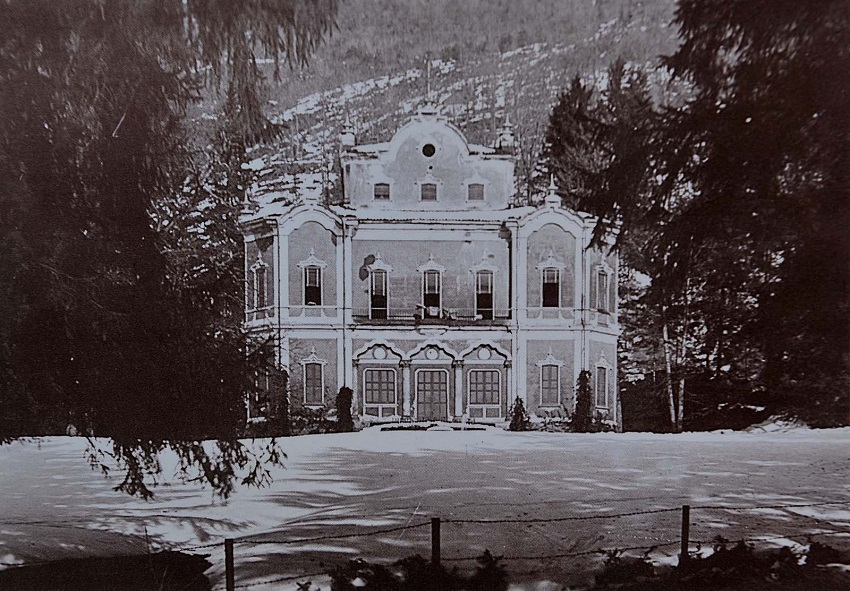 Villa De Vecchi Led Zeppelin