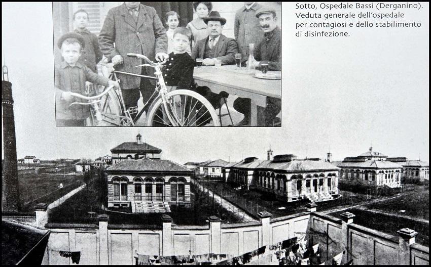 Derganino Milano immagine storica