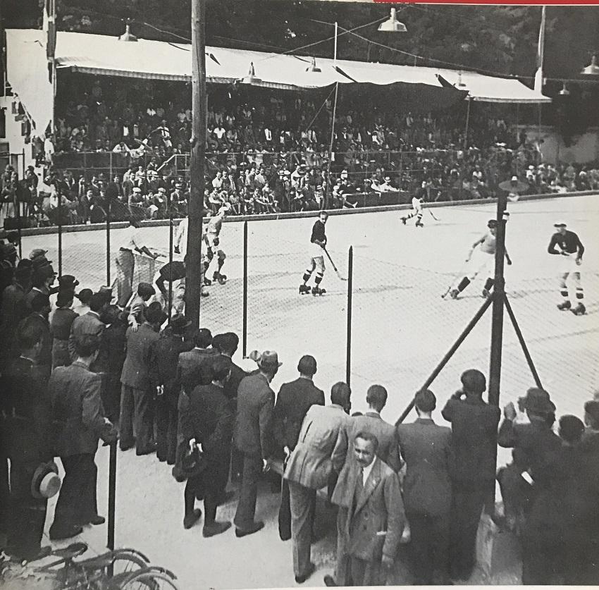 Storia Hockey Monza