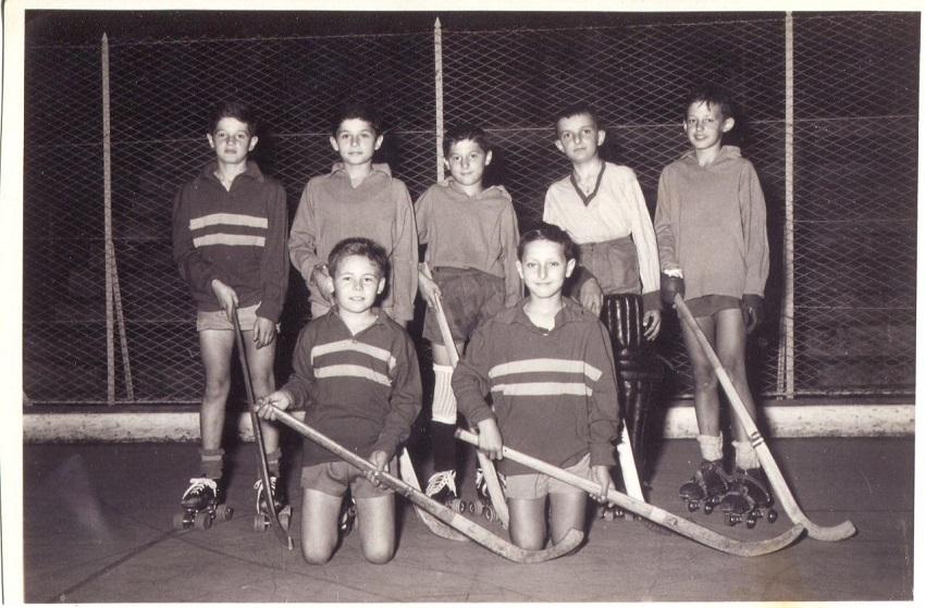 Storia Hockey Monza via Boccaccio