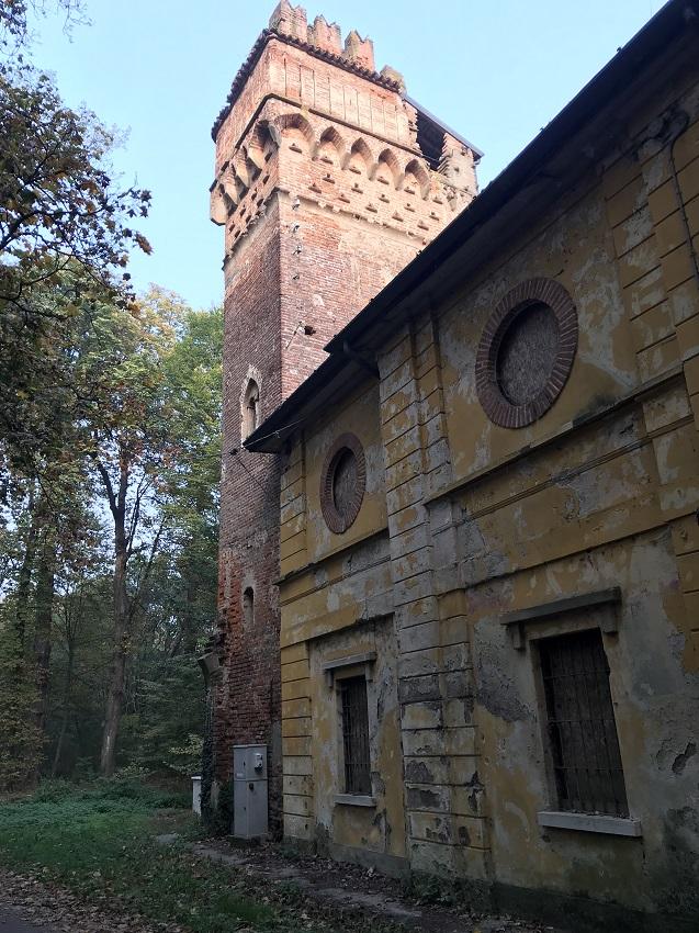 Mulino Cantone Monza Parco