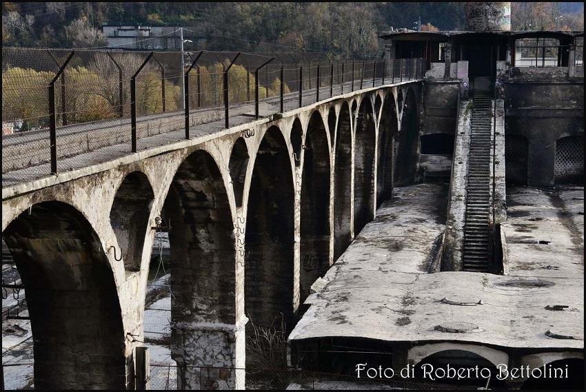 Cementificio Pesenti Bergamo
