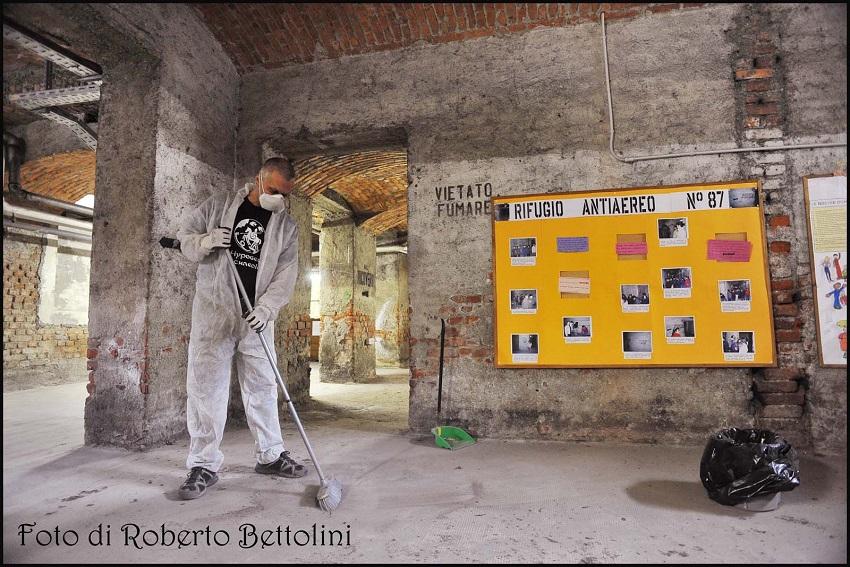 Rifugio antiaereo 87 Milano