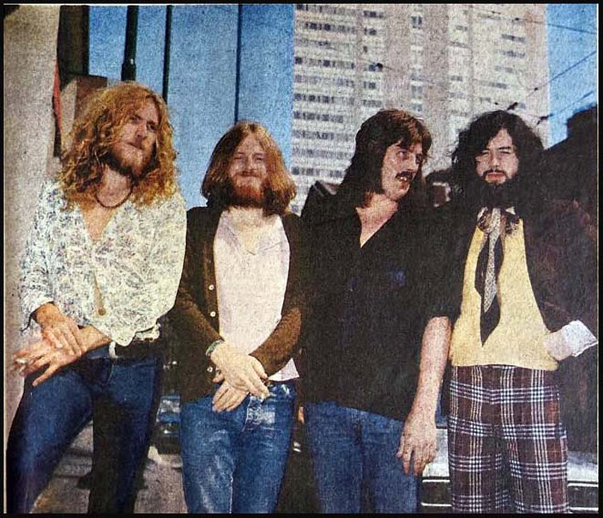 Vigorelli Led Zeppelin