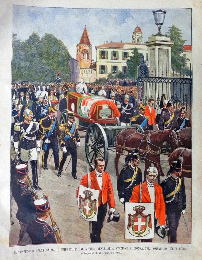 Omicidio del Re Monza
