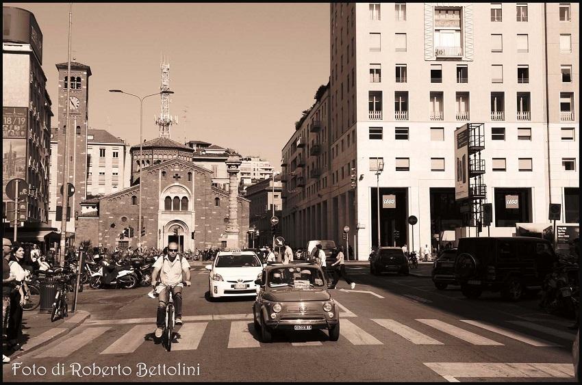 Piazza San Babila