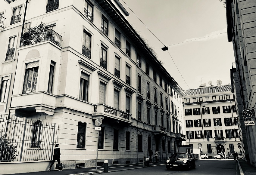 illuminazione pubblica Milano