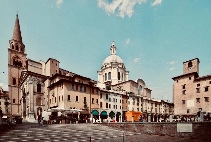 Sacri vasi Mantova