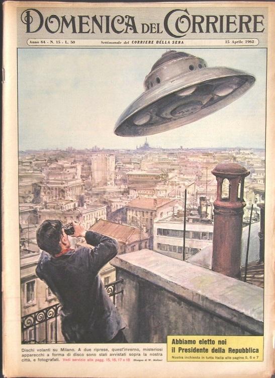 Ufo a Milano