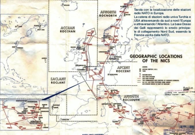 Base Nato Dosso del Galli