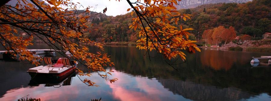 Lago Moro provincia Brescia