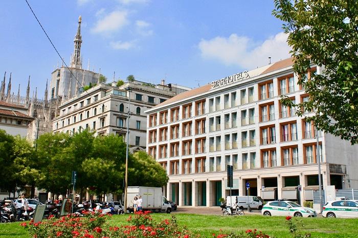 Ex albergo commercio Milano