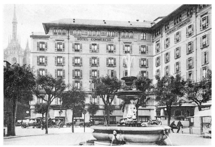 Ex albergo Commercio
