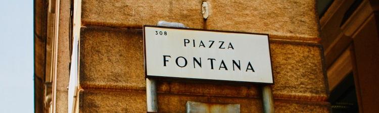 ex albergo commercio piazza fontana